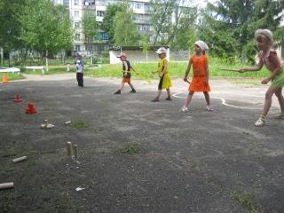 Картинки для дошкольников спортивное лето